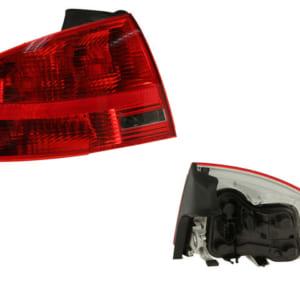 Đèn đuôi Audi S4 - 2007