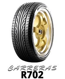 Lốp xe Carreras R702 Thunderer