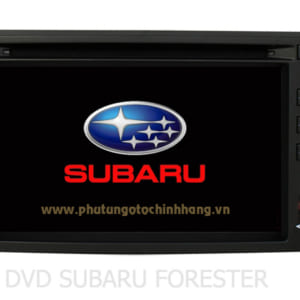 DVD Subaru forester